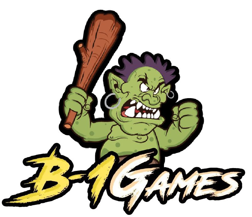 B-1 Games